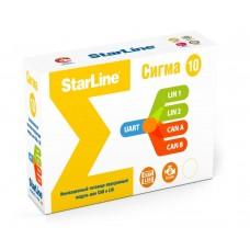 StarLine Сигма 10 2can+2lin