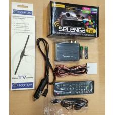 ТВ тюнер DVB-T2 Selenga T60 auto kit