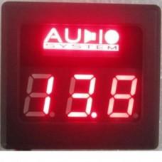 Audio System DVM